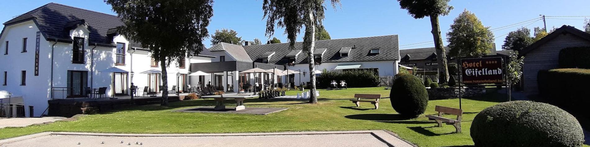 Hôtel - Eifelland - Butgenbach