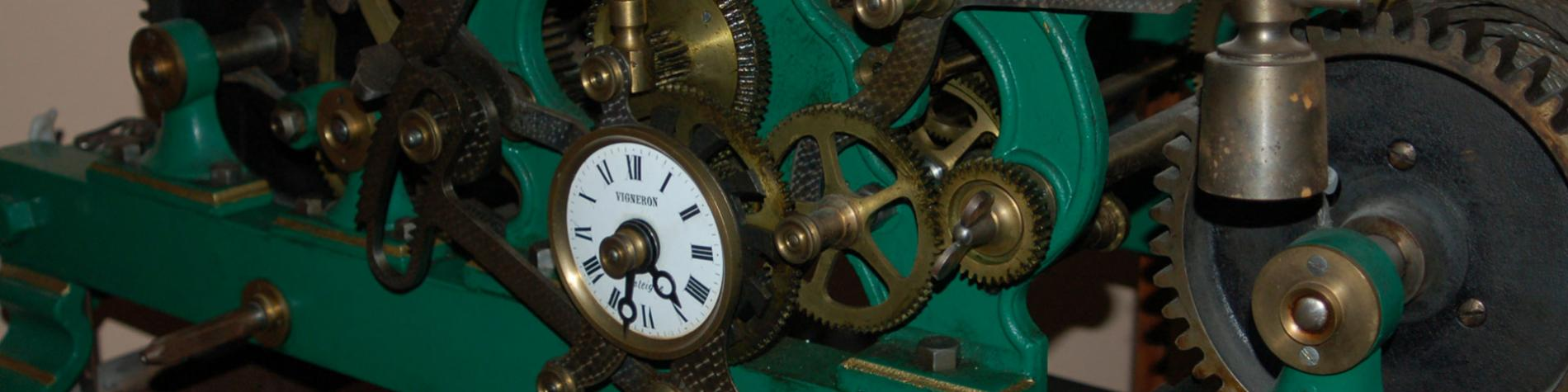 Ancienne fonderie - cloches - Tellin - patrimoine campanaire - cire perdue - horloge