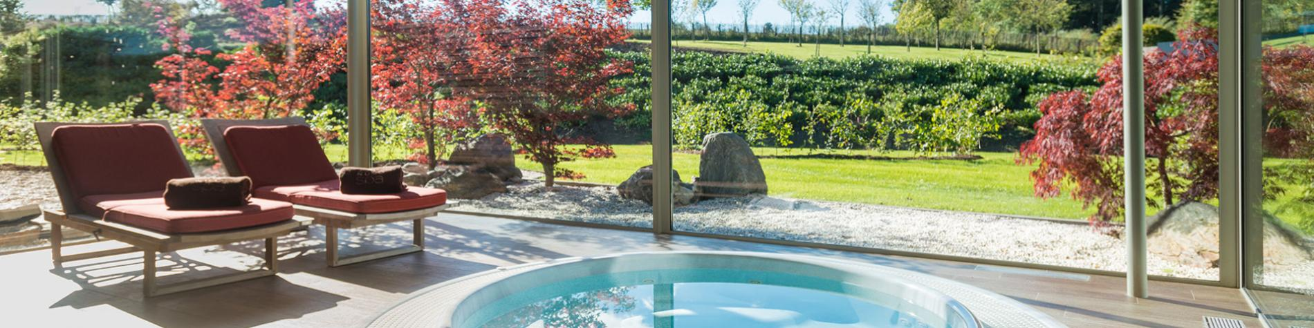 Hôtel des Bains - Wellness - lac de Robertville