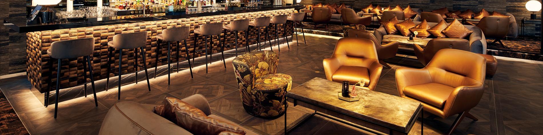 Bar de l'hôtel Van der Valk Nivelles Sud