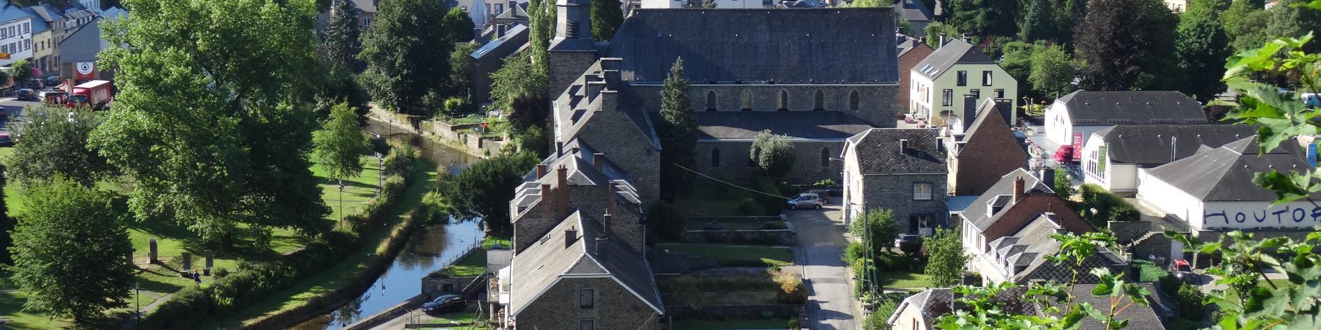 Coeur des Ardennes - Fil de l'Ourthe - Maison du Tourisme - Houffalize