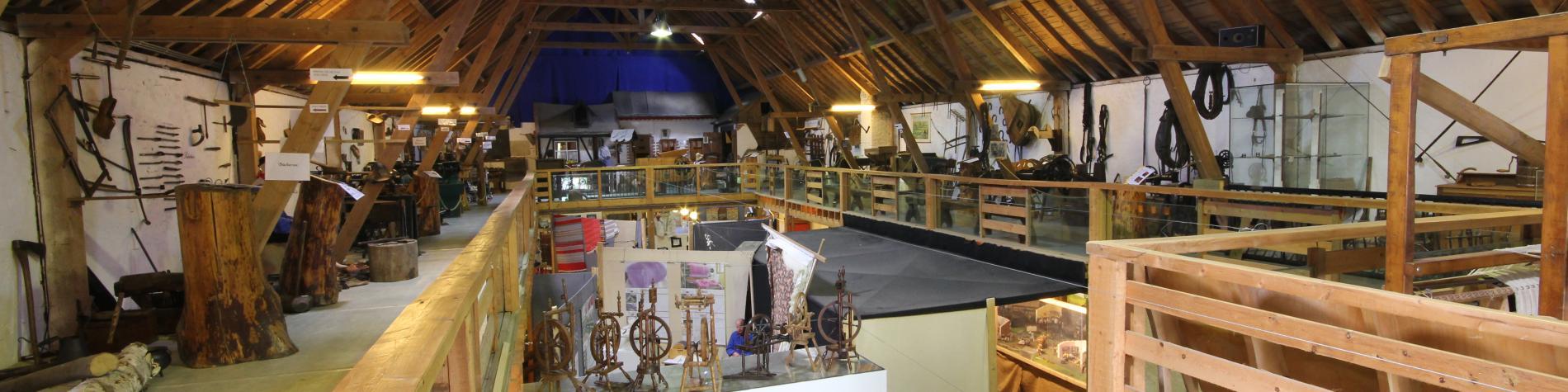 Ontdek het wolmuseum en het dierenpark Animalaine in Bastogne