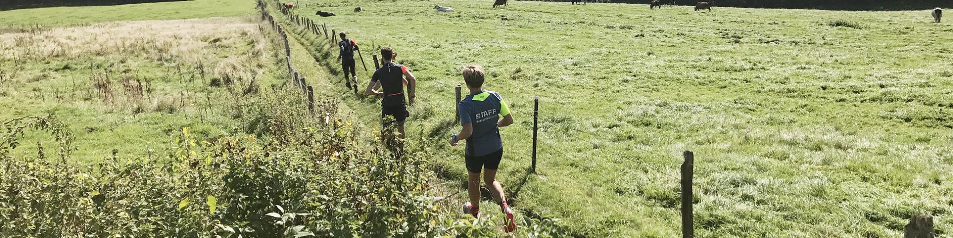 Extratrail - Trail - marche nordique - Ardenne sauvage