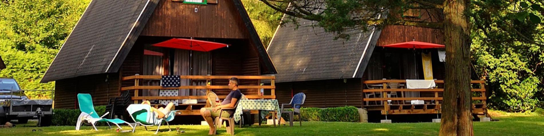 Meublé de vacances - Le Printemps - Chalet - Bohan
