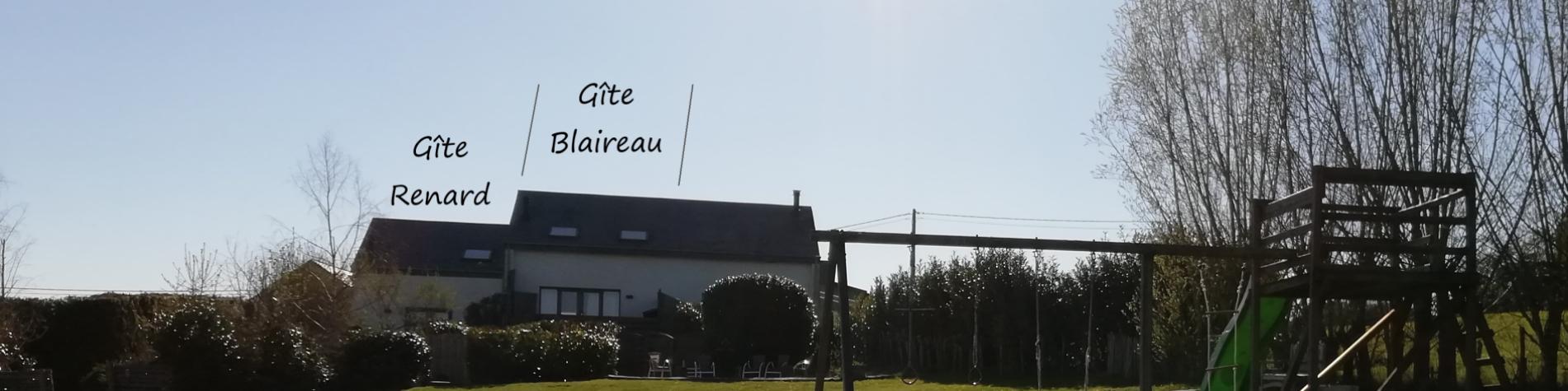 Gîte Nos rêves - Renard et Gîte Blaireau - Warempage - La Roche-en-Ardenne