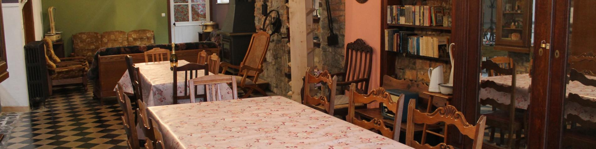 Gîte rural Chez Marie-Angèle à Treignes