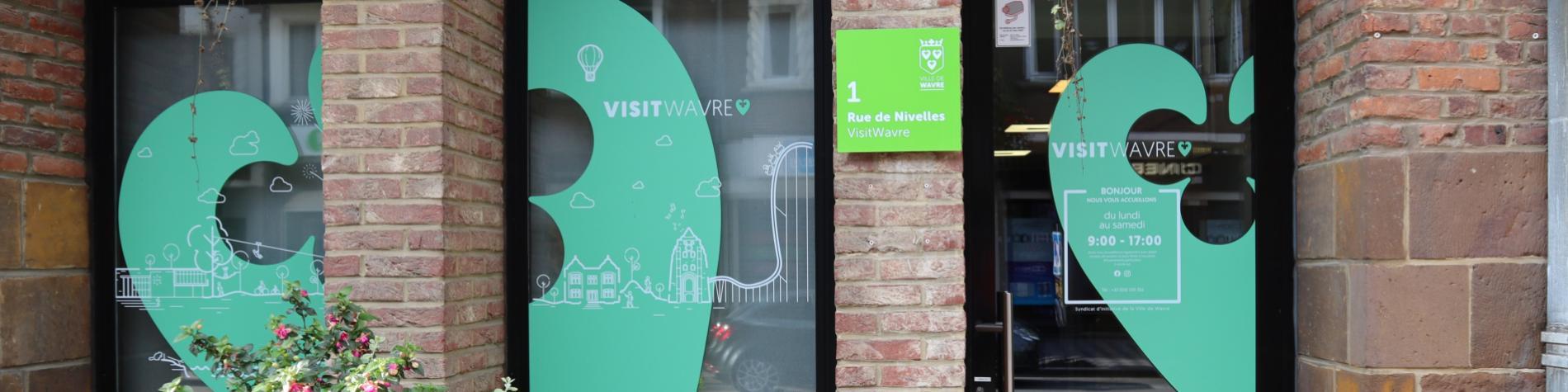 VisitWavre - Centre d'Accueil touristique