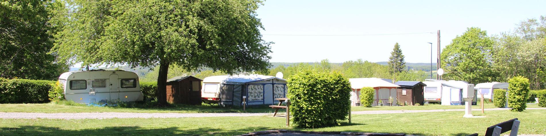 Camping - Le Thier de Hazeilles - Erezée