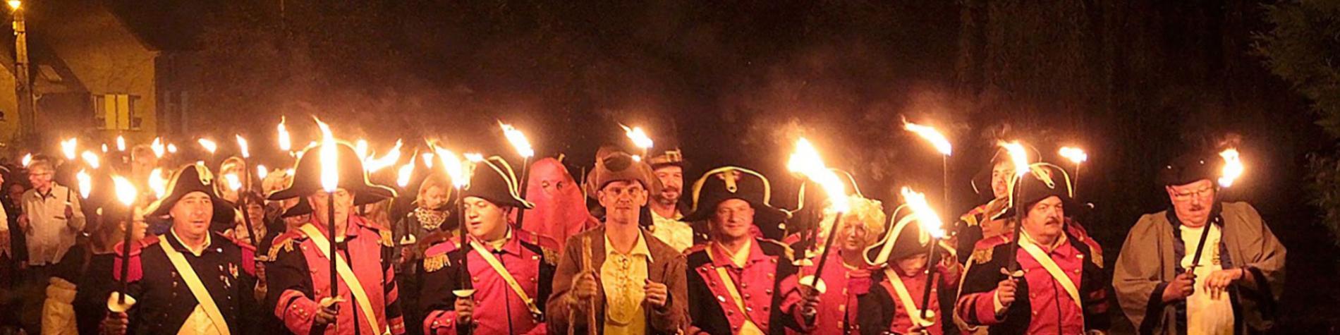 La Fête à Béria - Folklore - traditions - Quevy-le-Petit