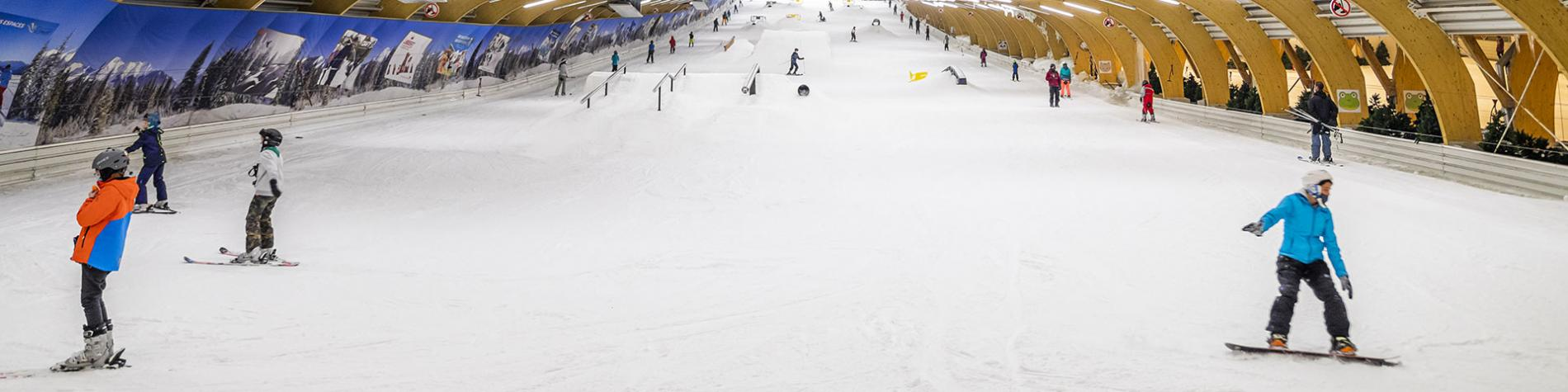 Ice Mountain Adventure Park Comines