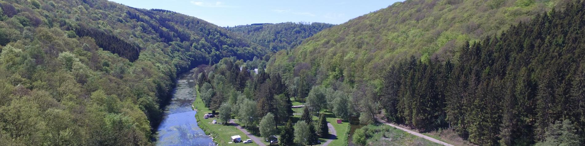 Camping Ile de Faigneul