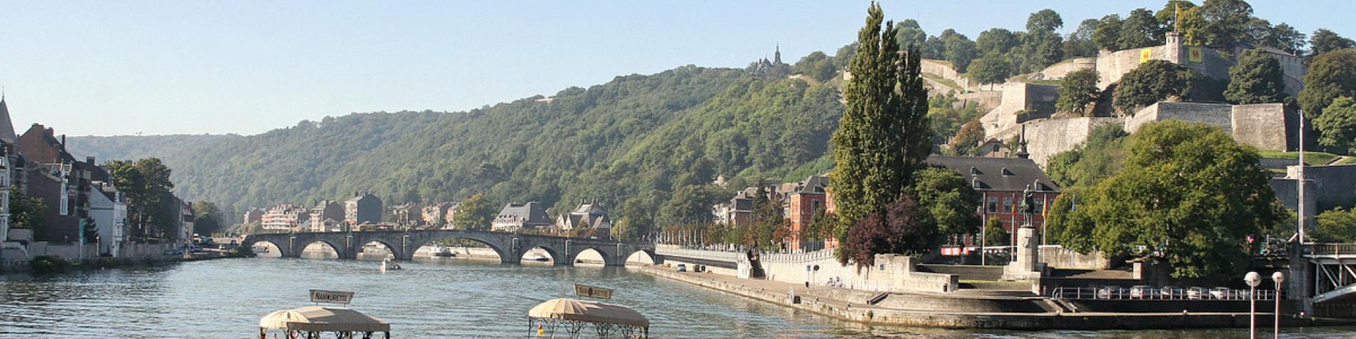 Jeux urbains Namur - Discover Belgium