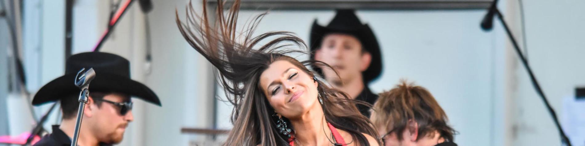Festival Country & Western - Jessica Lynn