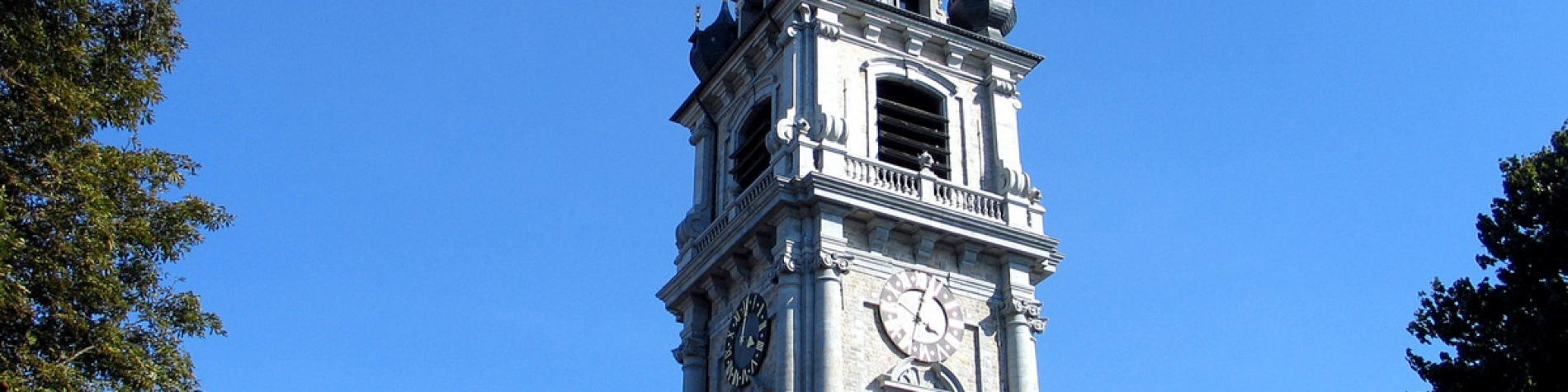 Mons autrement - The Belfry - UNESCO world heritage