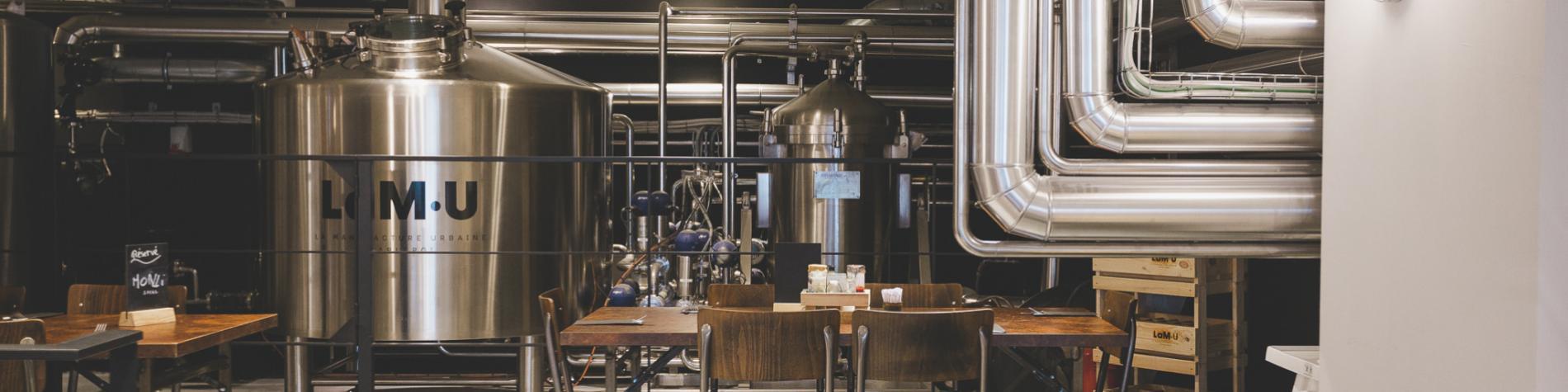 La Manufacture Urbaine Charleroi