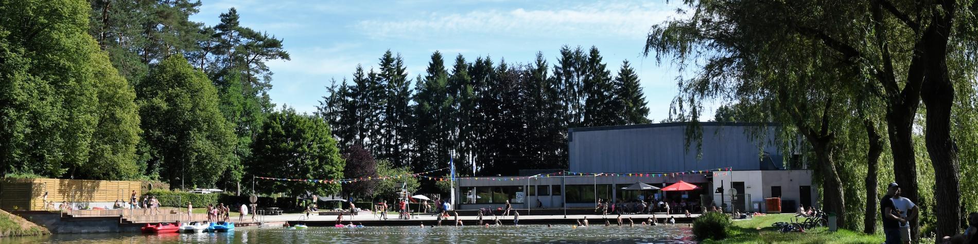 Lac de Conchibois - Saint-Léger