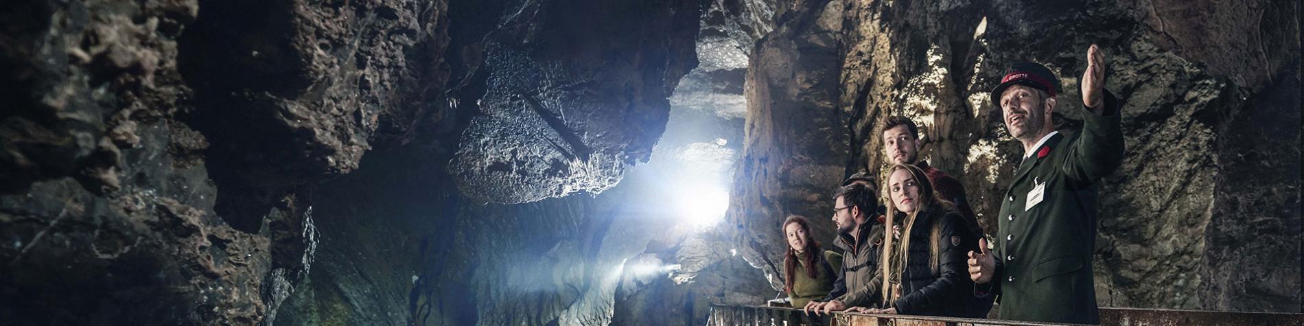 Grotte - Domaine de Han-sur-Lesse - Le Styx