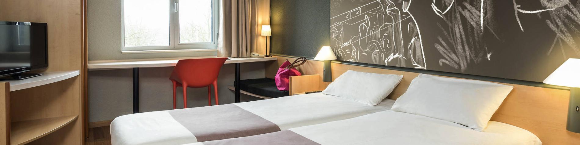 Hôtel - Ibis Liège Seraing - Liège