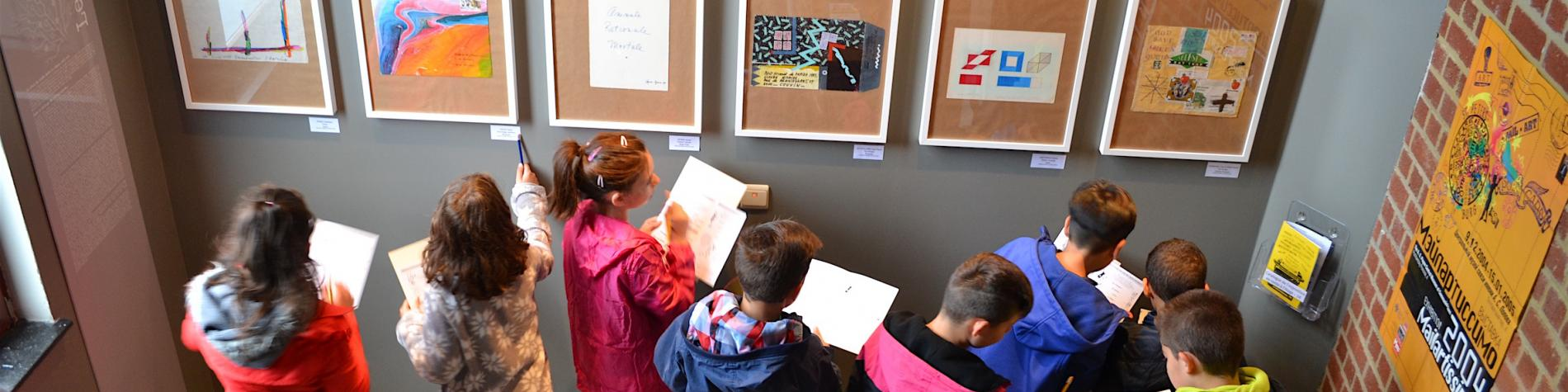 Musée du petit format - attraction - Art contemporain - Treignes