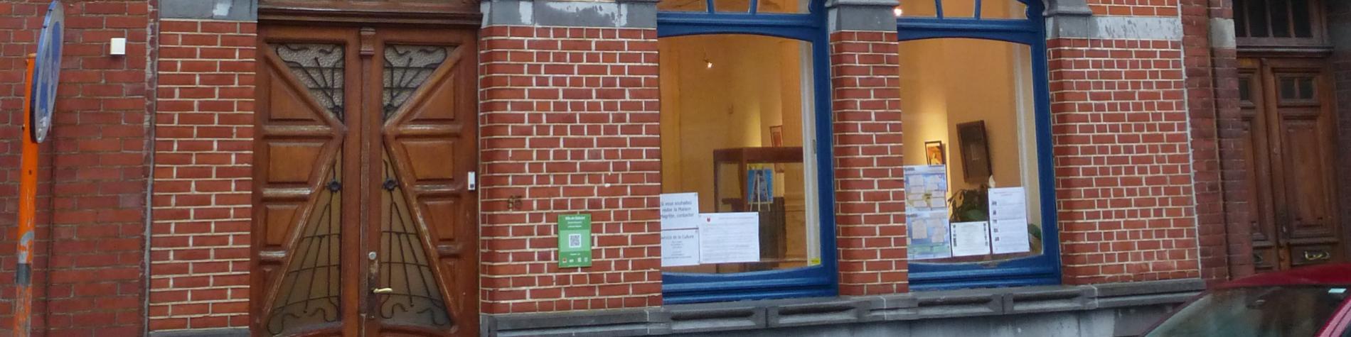 Maison Magritte - Châtelet