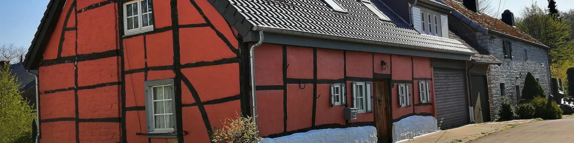 Gîte rural - La Maison Rose - Scy