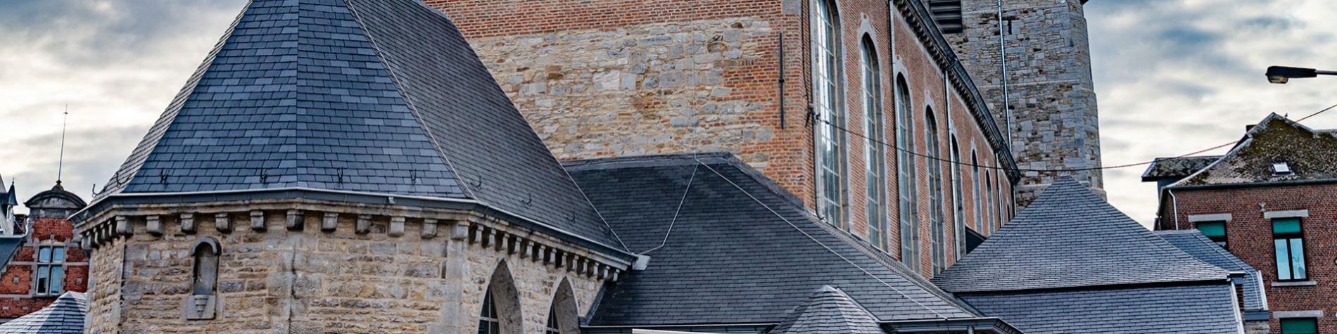Collégiale - Saint-Feuillen - Fosses-la-Ville