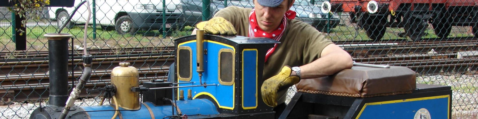 Bezoek het Museum van de Stoomtrein der Drie Valleien in Treignes en ontdek de industriële en spoorweggeschiedenis van België