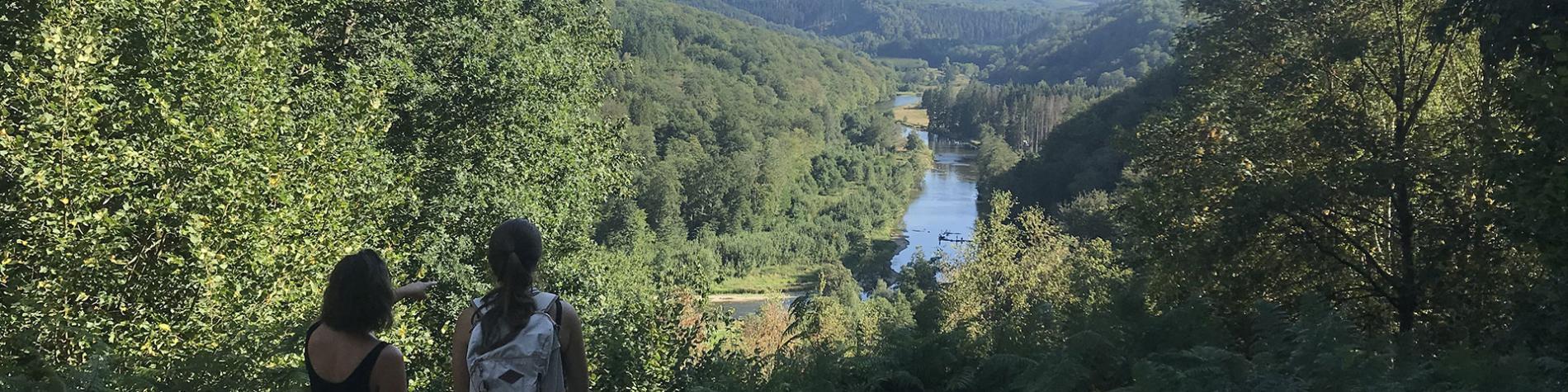 Parc naturel de l'Ardenne méridionale - Mont Zatrou