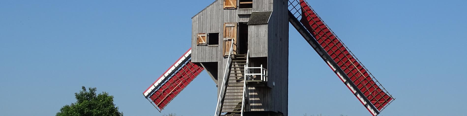 Le moulin Soete - Comines-Warneton