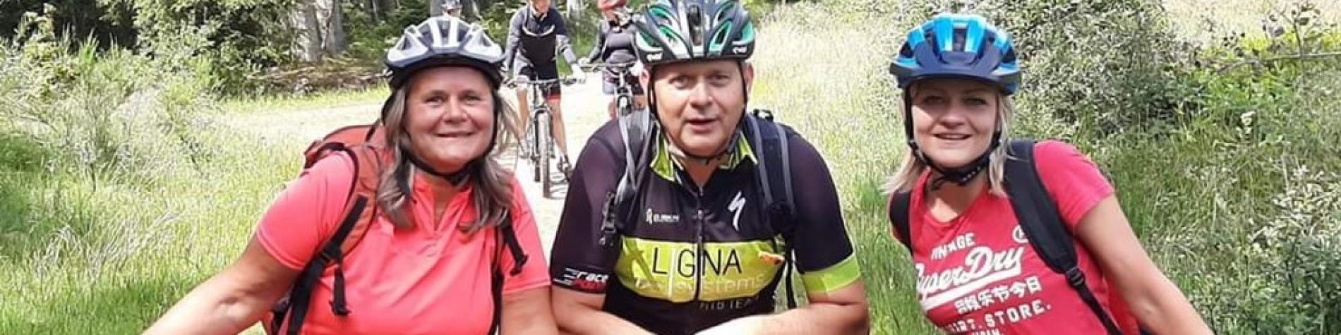 E-mountain bike - Malmedy