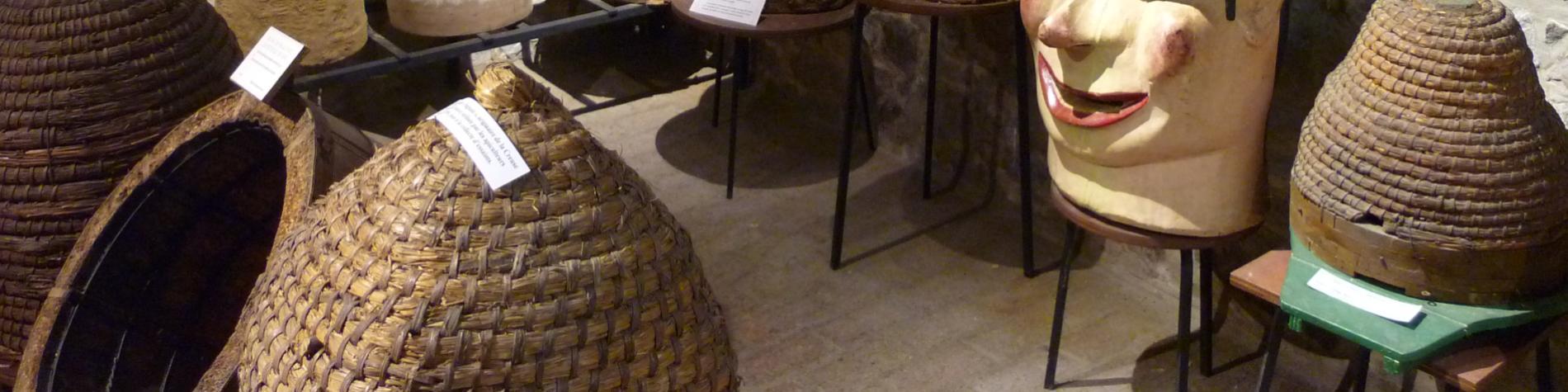 Musée de l'abeille - Tilff - Vue des ruches