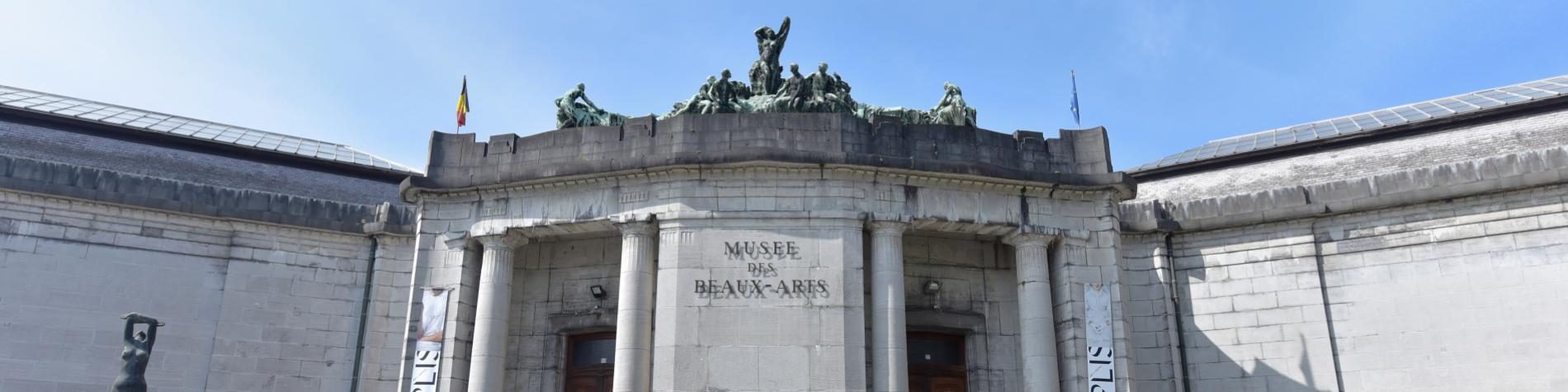 Musée-Beaux-Arts-Architecture-Culturel-Peinture