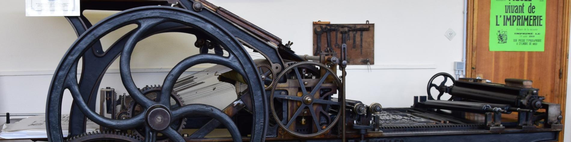 Musée de l'Imprimerie - Thuin