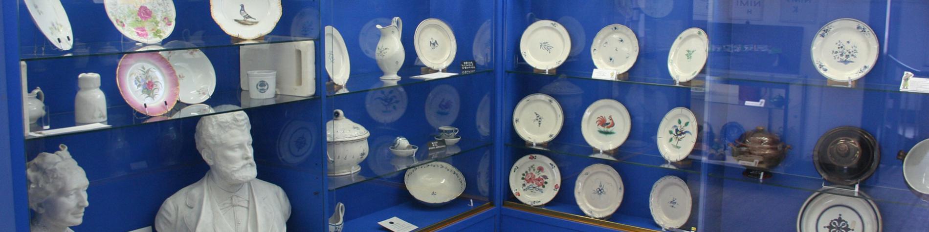 Musée de Nimy - Carrefour de la Céramique - régions de Mons