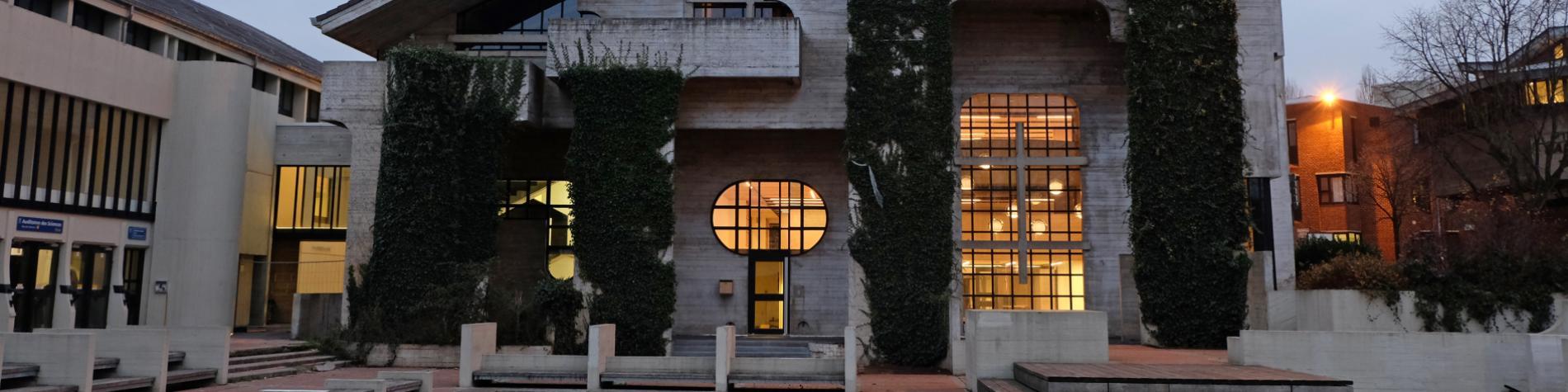 Musée L, vue d'extérieur