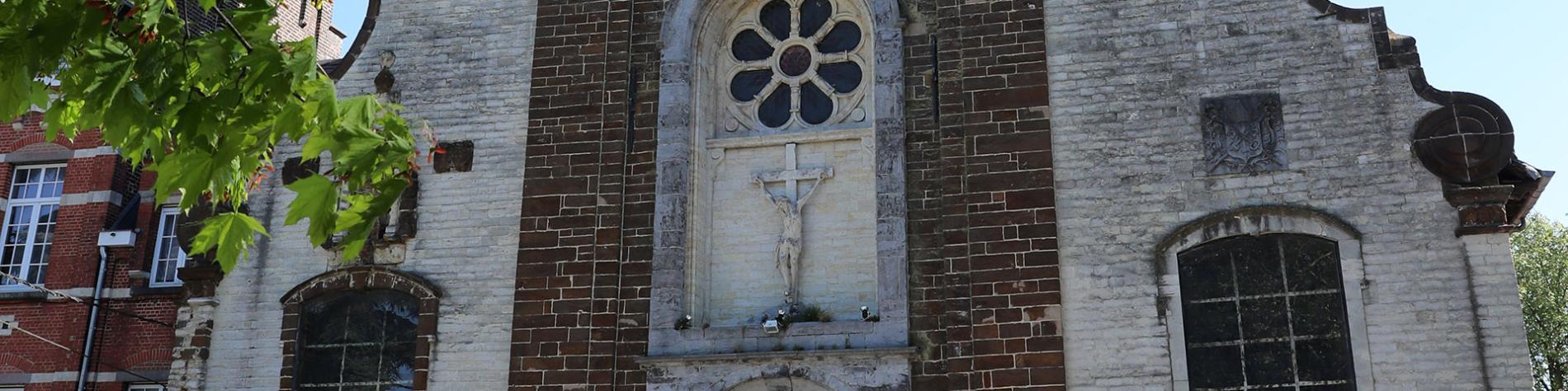 Tour de Notre-Dame à Basse-Wavre