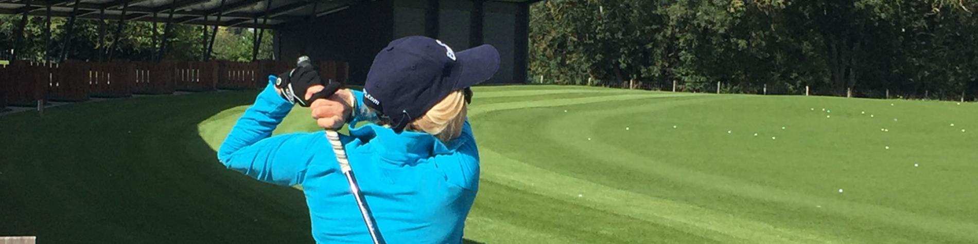 Golf - Naxhelet - practice