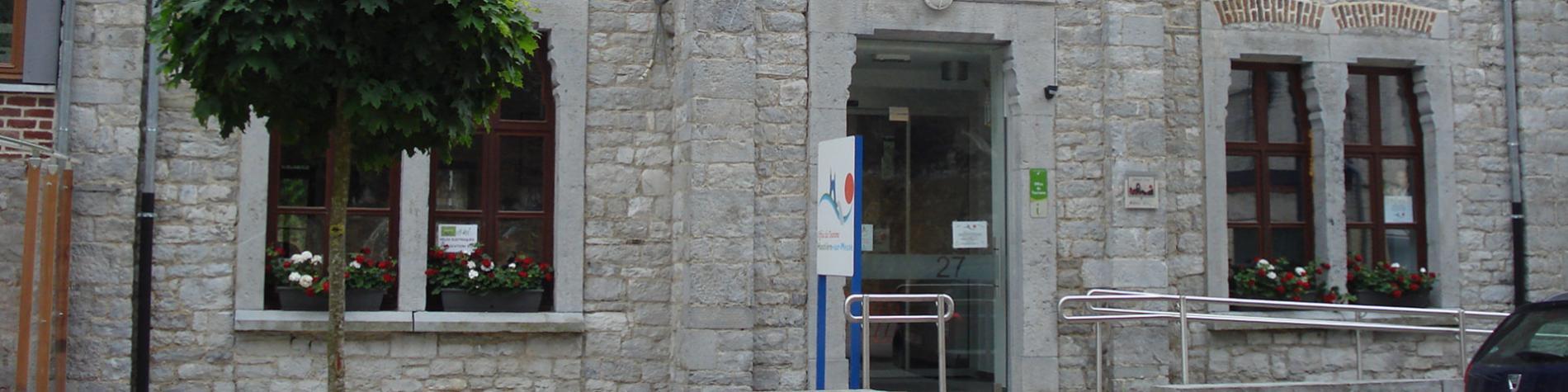 Office du Tourisme - Hastière-Sur-Meuse - bâtiment-