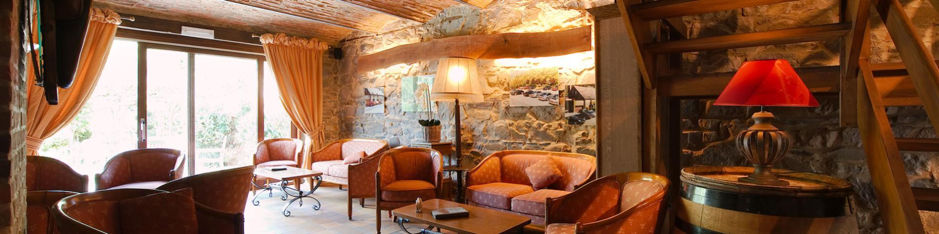 Hôtel - Relais - l'Ourthe