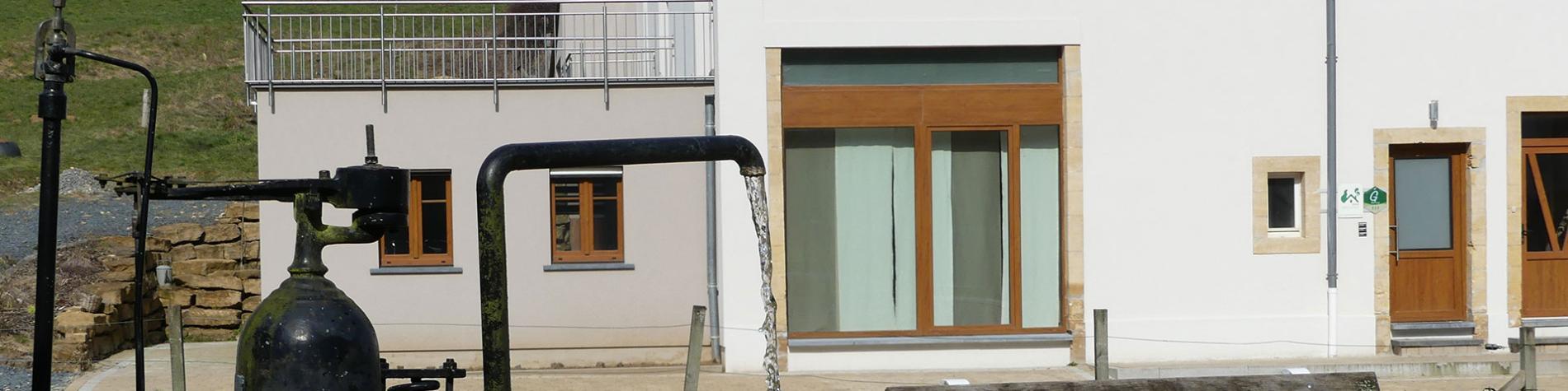 Gîte du Pâquis II - Florenville - agréable appartement - 1er étage - 4 personnes