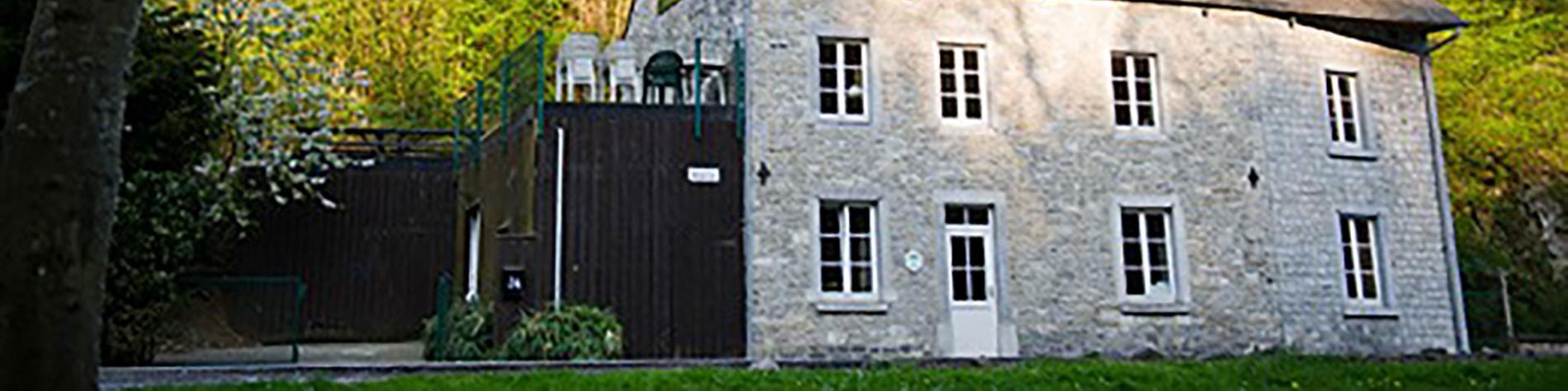 Gîte rural - La Baronnie - Anhée - Maredsous - pêcherie