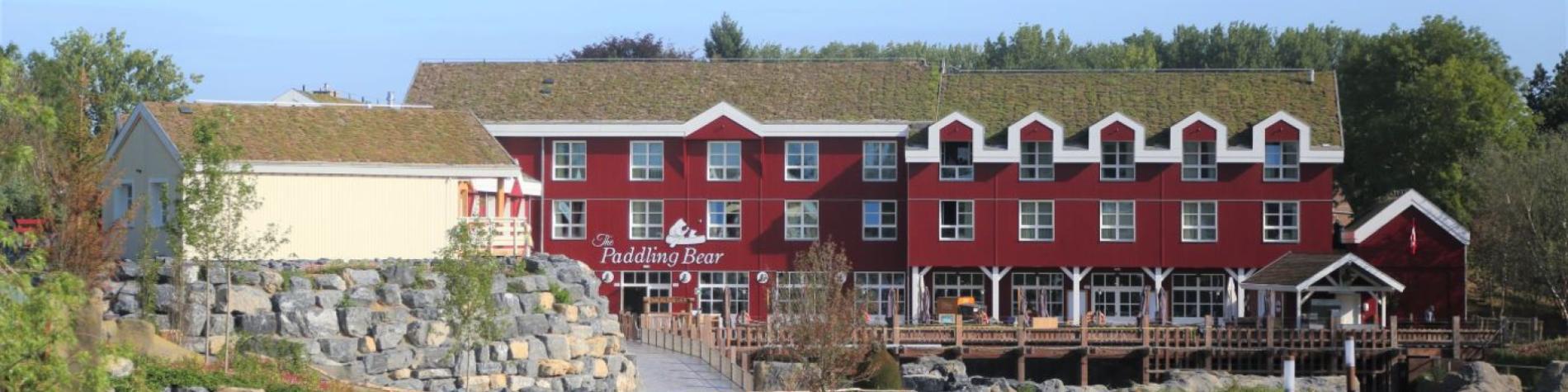 Pairi Daiza Resort - Hotel - Brugelette
