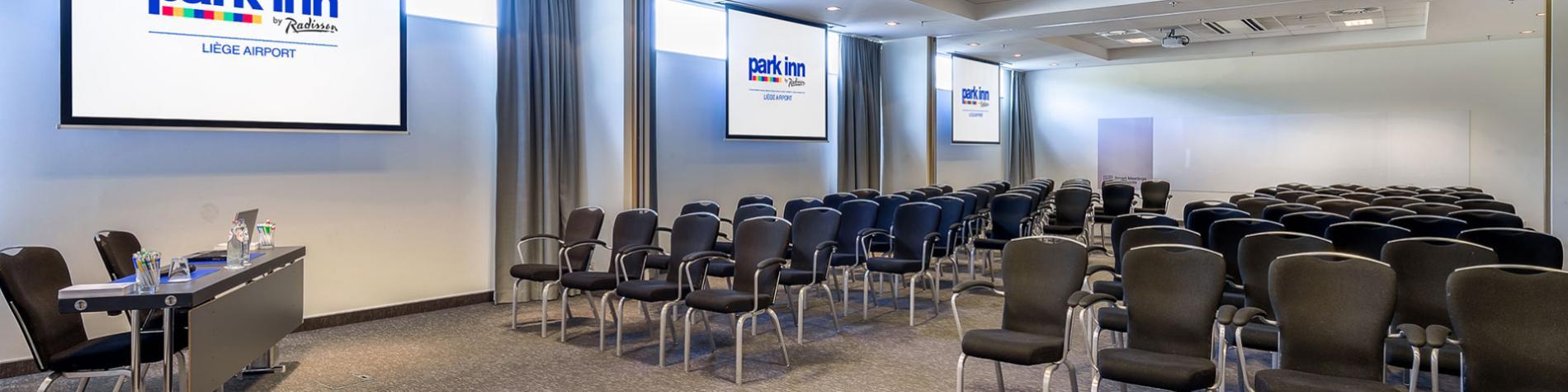Park Inn - Liège - Airport - terminal - 100 chambres - 8 salles de réunion