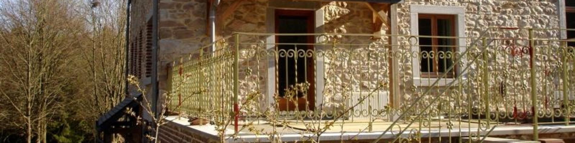 Gîte rural de Regniessart - Petit gîte - Nismes