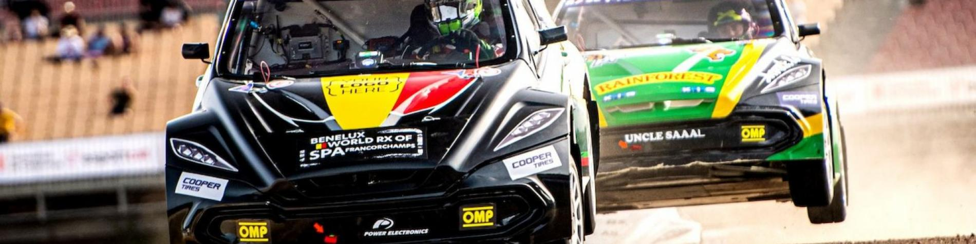 Compétition - Auto - Spa Francorchamps