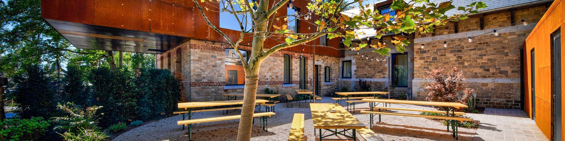 Hôtel - Le Domaine de Ronchinne - Maillen
