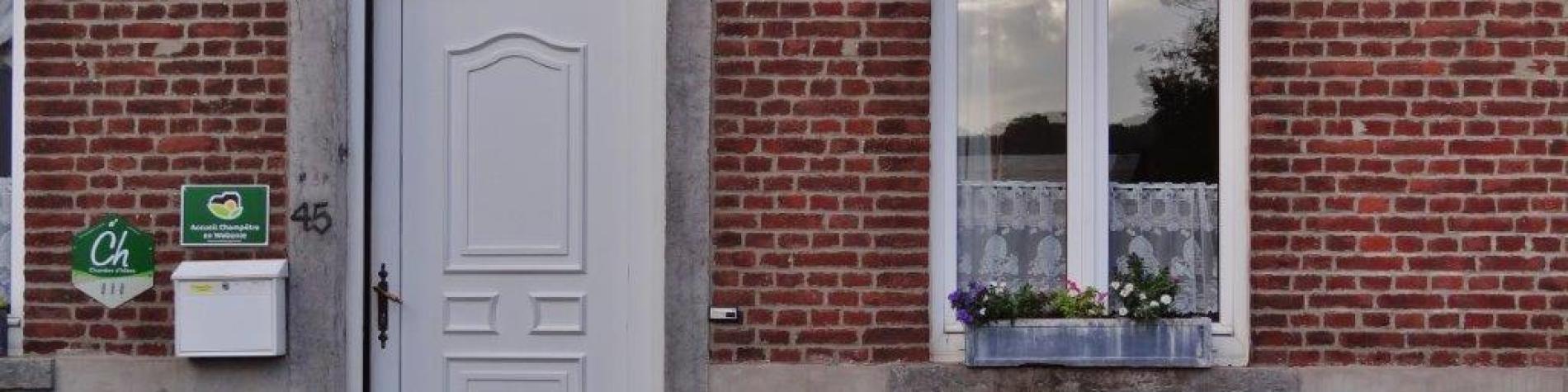 Maison d'hôtes - Au Pigeon Voyageur – Nethen