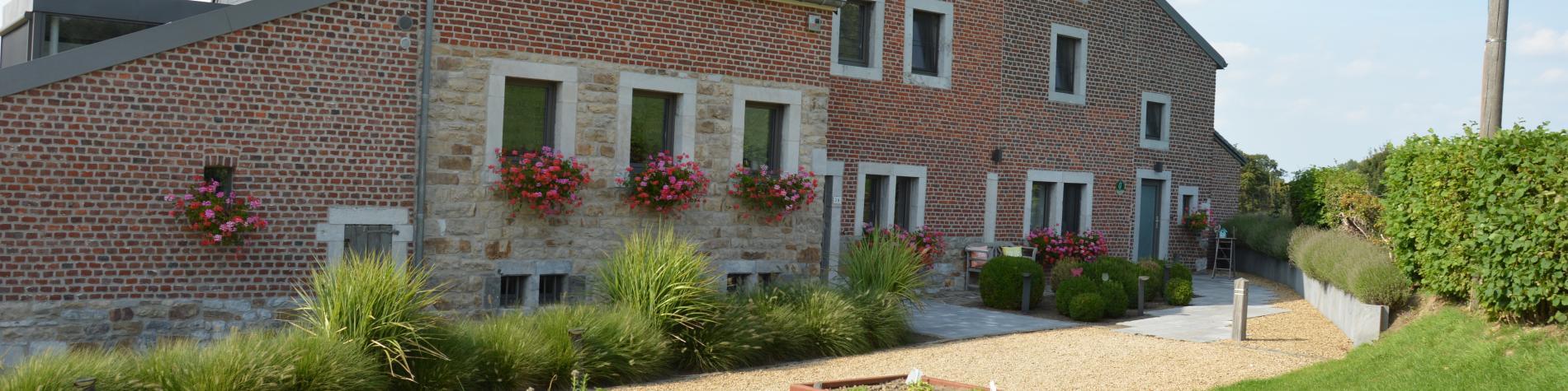 Gîte rural - Plaisir Campagne - Clermont-sur-Berwinne