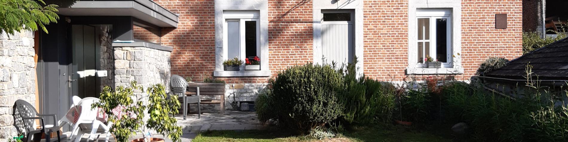 Chambre d'hôtes - Pré de Caroline - Huy
