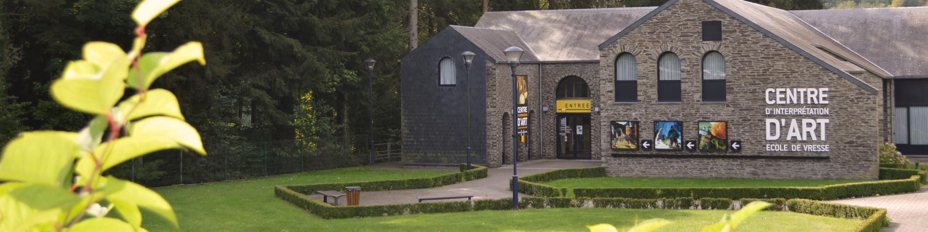 Centre d'Art - Exposition peinture - Vresse-sur-Semois
